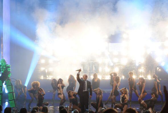Al final llegaron las explosiones, los gritos de euforia y el baile total.