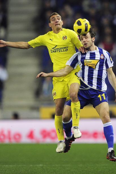 El segundo tiempo sólo fue trámite y Villarreal se impuso...