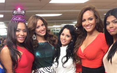 Nuestra Belleza Latina comenzó con pie derecho en Puerto Rico