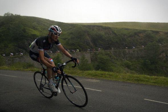 Los paisajes que se pueden observar en el Tour de Francia son inigualables.