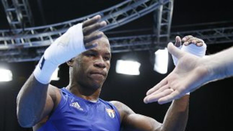 Yasnier López buscará el oro en 64 kg.