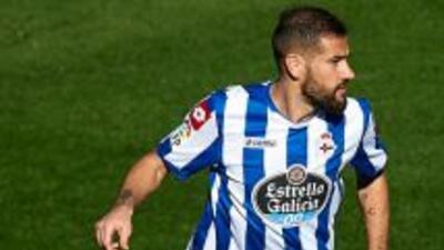 El Dépor no pudo ganar en Almería.