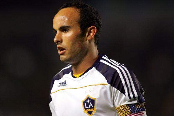 Landon Donovan, un histórico de la MLS, aprovechó el desca...