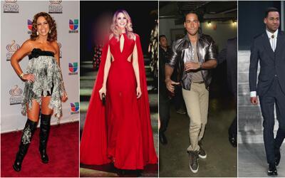 Nos adelantamos y le elegimos el look a estos artistas para Premio Lo Nu...