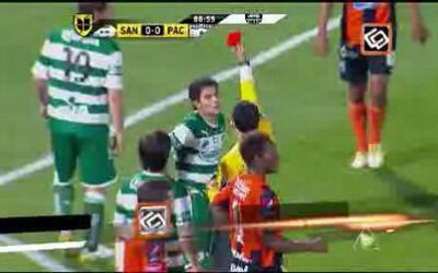 Santos y Pachuca empataron sin goles