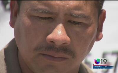 Un video muestra el maltrato que sufrió por parte de la policía