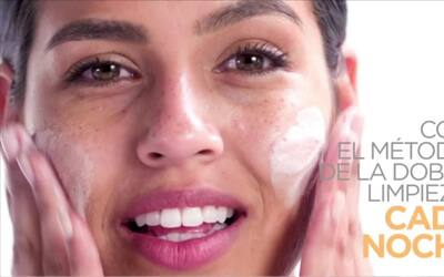 #DespiertaBella: Neutrogena Double Cleansing Method