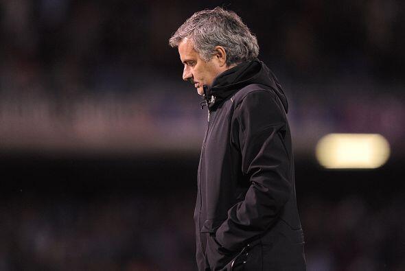 Nuestras 11 figuras son dirigidas por el portugués José Mourinho, quien...