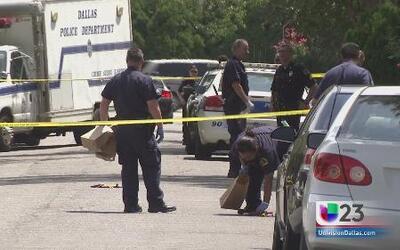 Joven hispano abatido por policias de Dallas