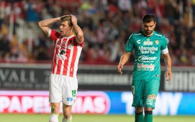 Necaxa y Chiapas dividieron puntos en el Victoria.