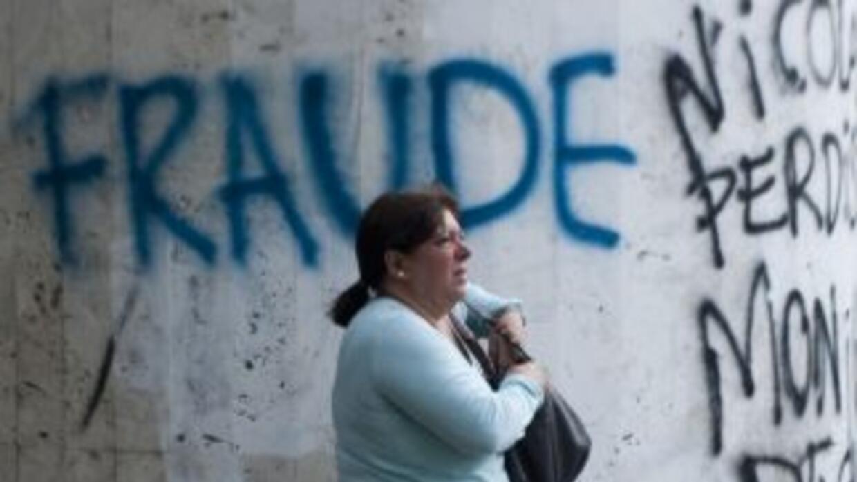 El descontento crece en Venezuela cinco días después de las elecciones p...