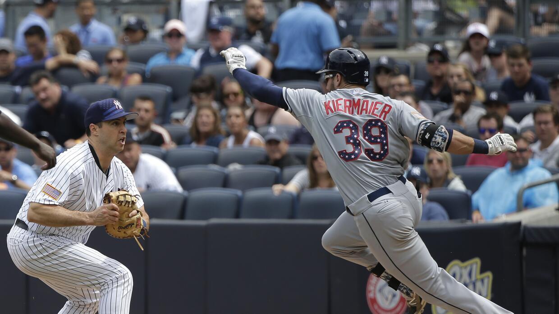 Yankees dejaron tendidos a Rays.