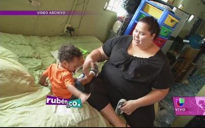 Ayudan a madre que vive en condiciones infrahumanas