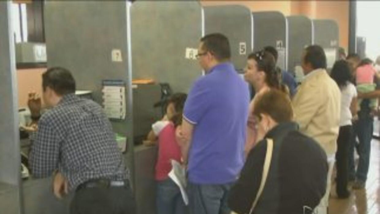 Se duplican pedidos de visa de mexicanos