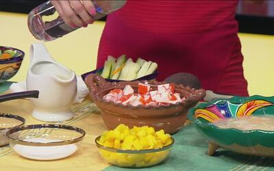 Aprenda a preparar tres tipos de ceviche para que disfrute durante la Cu...