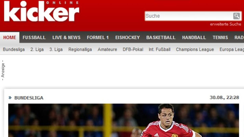 El portal alemán Kicker señala que sería presentado en las próximas horas.