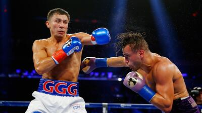 Gennadi Golovkin