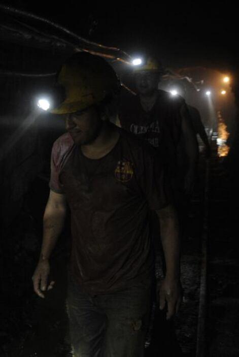 La rica región minera de Portovelo (405 km al suroeste de Quito), que ge...