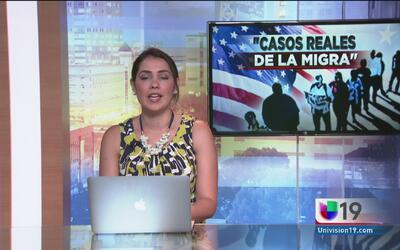 Casos reales de la migra: ¿Si soy residente puedo amparar a mis padres o...