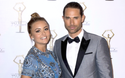 Angelique Boyer y Sebastian Rulli