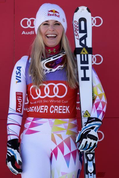 La esquiadora Lindsey Vonn nació el 18 de octubre de 1984 en Esta...