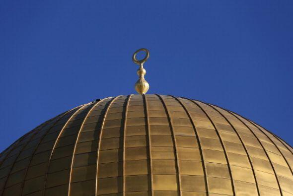 Escoltado por las fuerzas de Seguridad israelíes, el pontífice visitó el...