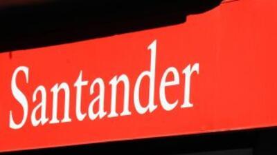 En particular, las de Santander y de BBVA, los líderes del sector, bajar...