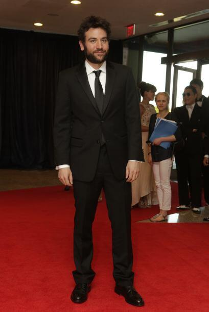 "El protagonista de ""How I Met Your Mother"", Josh Radnor. Mira..."