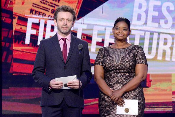 Michael Sheen y Octavia Spencer. Mira aquí los videos más chismosos.