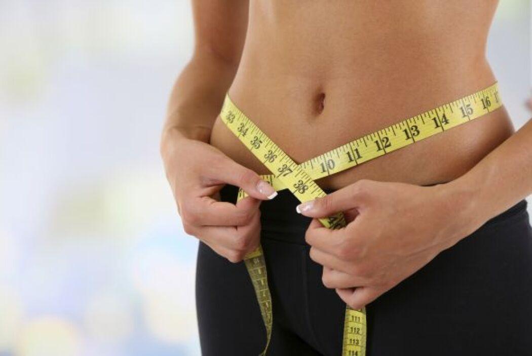 Primero debes ser realista y plantearte una meta objetiva en los kilos q...