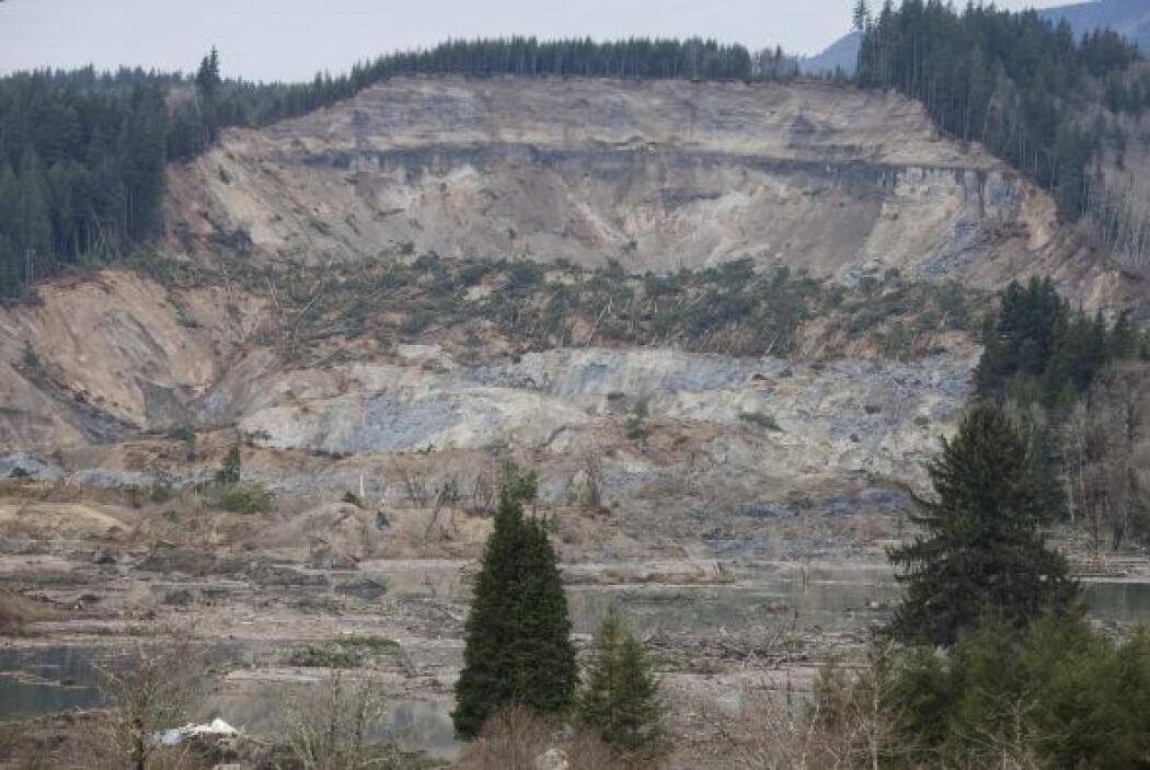 Geólogos y otros expertos dijeron que, probablemente, el río Stillaguami...