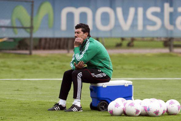 El mal inicio de México en el hexagonal clasificatorio para el Mundial B...