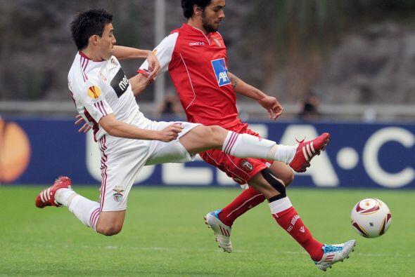 El Benfica ganó en la Ida por 2-1 y hasta ese momento estaba en la Final.