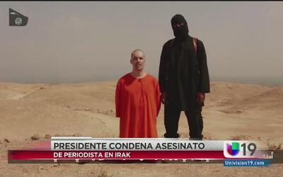 Confirman el asesinato de un periodista americano en Irak