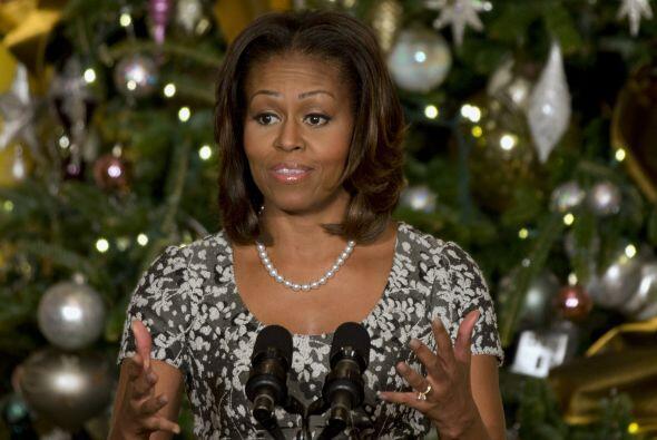 Michelle Obama explicó que en ocasiones piensa en los miles de hombres y...