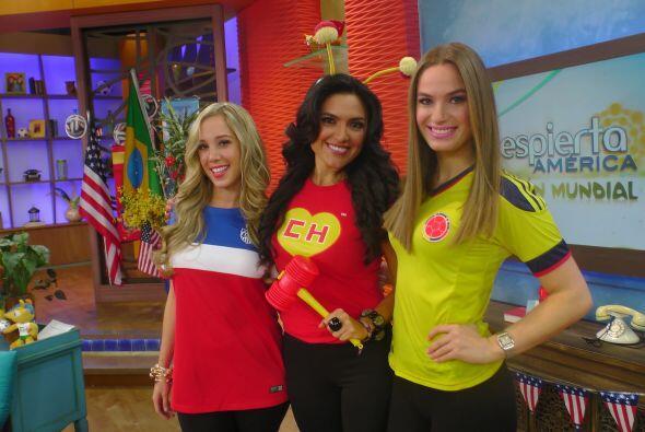 """¿Cuál de las """"Mamarrinas futboleras"""" es tu favorita?"""