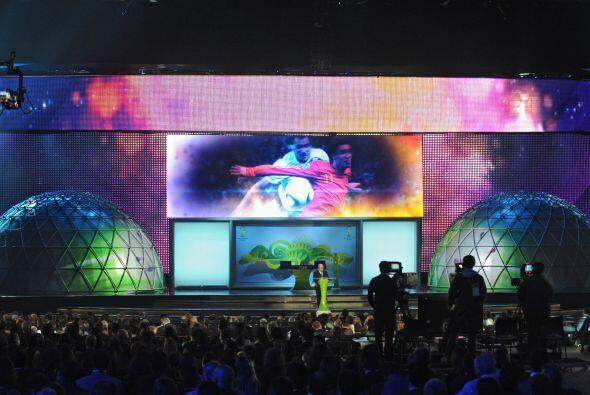 El sorteo de la eliminatoria para el Mundial 2014 se realizó en Rio de J...