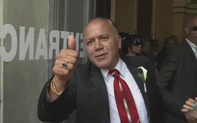 Juramentó nuevo alcalde de Paterson