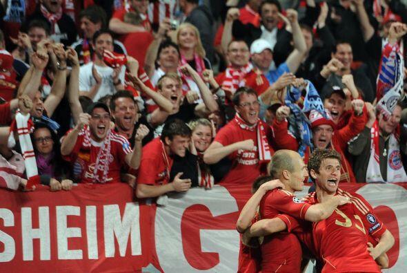 Victoria final de 2-0 para el Bayern Munich, que esperará concretar su p...