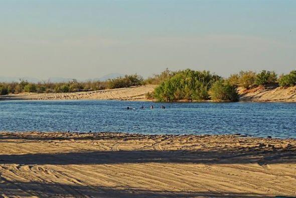 Fotografía cedida por la Comisión Nacional de Áreas Naturales Protegidas...