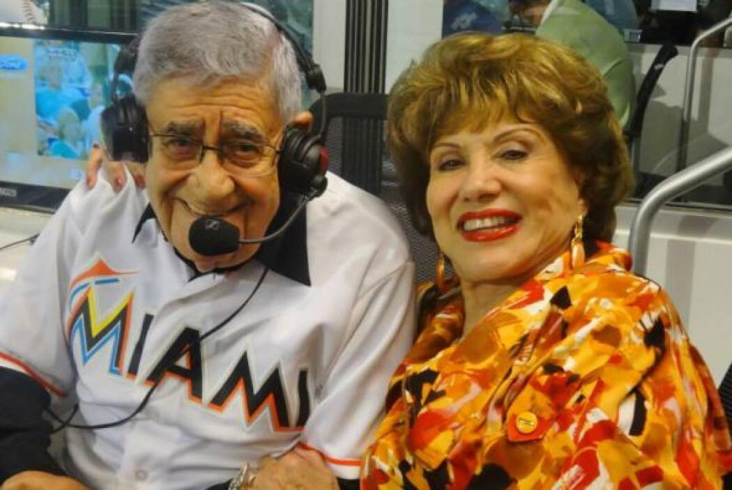 Felo Ramirez y Eduardo Gonzalez Rubio. Fotos cortesía de Emy Toledo.