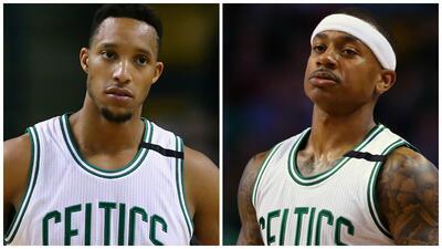 Thomas y Turner anotaron los puntos decisivos en triunfo de Celtics