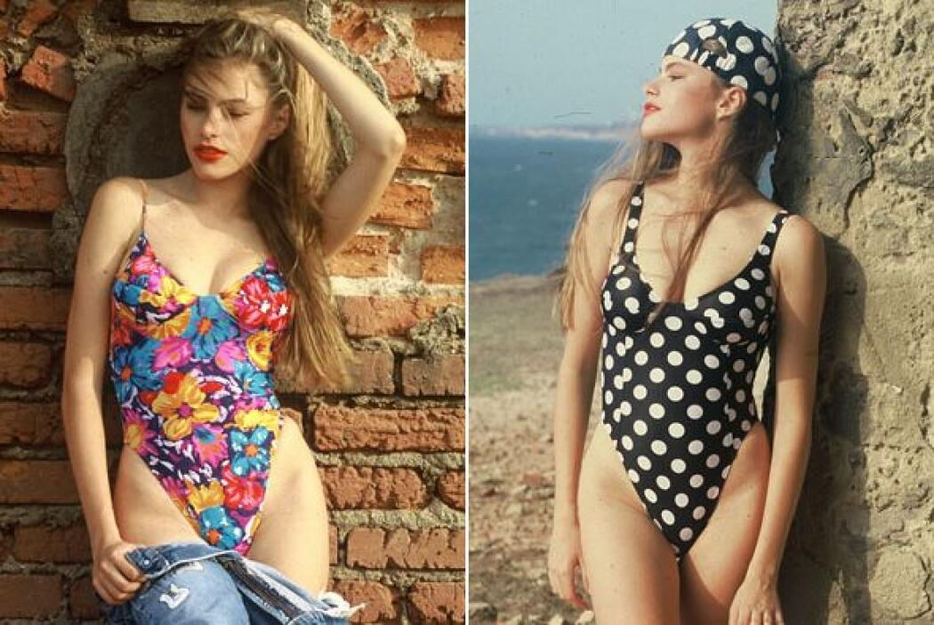 """La colombiana deslumbra en esta bella sesión de fotos """"vintage"""". Mira aq..."""