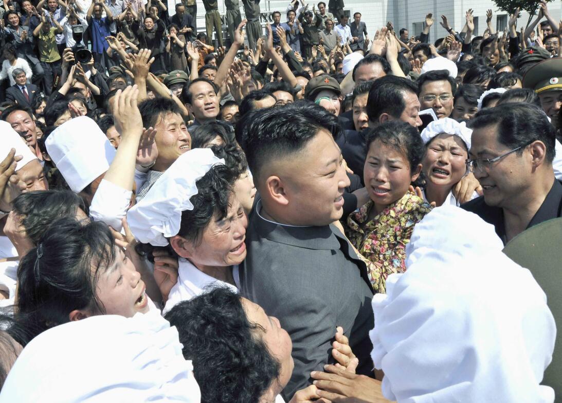 Kim Jong Un y Mujeres