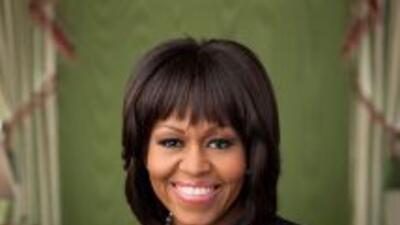 Retrato Michelle Obama