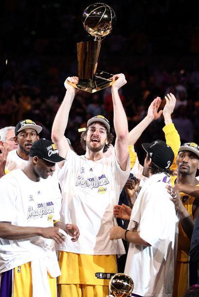 Este título significaría el segundo campeonato de la NBA para el español.