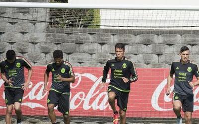 ¿Descansados o sin ritmo? Lo cierto es que la Selección Mexicana que jug...