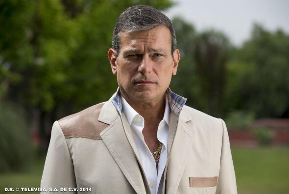 """Guillermo García Cantú es """"Norberto""""."""