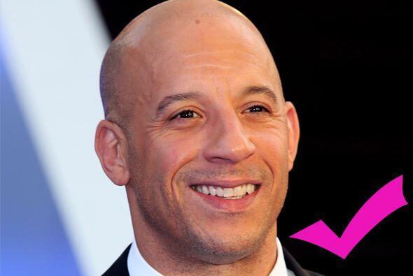 Sin embargo Vin Diesel tiene una imagen más juvenil y sigue siend...