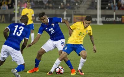 Ambas selecciones participarán en la Copa América Centenario.